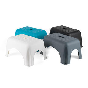 Beldray COMBO-3911 Heavy Duty DIY Step Stool, Maximum Capacity 150 KG, Set of 2, Turquoise Thumbnail 3