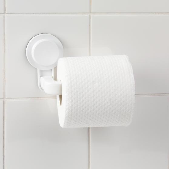 beldray la050755eu suction toilet roll holder abs plastic. Black Bedroom Furniture Sets. Home Design Ideas