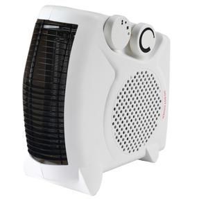 Beldray EH3027STK Flat Fan Portable Heater, 1000-2000W Thumbnail 2