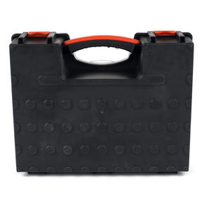 Black + Decker COMBO-3943 Set of 5 Eight Compartment Pro Organisers, 7.2 L, 42.2 cm x 33.5 cm x 10.6 cm Thumbnail 4