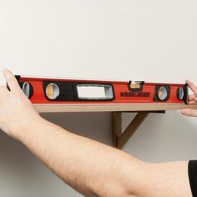Black + Decker COMBO-3945 Box Level, 60 cm, 24 Inches, Set of 2 Thumbnail 3