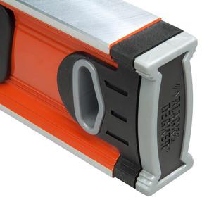 Black + Decker COMBO-3945 Box Level, 60 cm, 24 Inches, Set of 2 Thumbnail 5