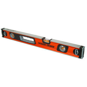 Black + Decker COMBO-3946 60 cm Spirit Level with 7.2 Litre Eight Compartment Pro Organiser Thumbnail 6