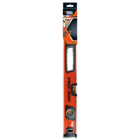 Black + Decker COMBO-3948 Soft Grip Claw Hammer with 60 cm Spirit Level Thumbnail 9