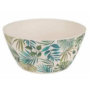 Cambridge CM06077 Eco Friendly Bamboo Dinnerware Bowls, Set of 4, Polynesia Thumbnail 1