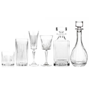 RCR COMBO-3664 Timeless Luxion Crystal Drinkware Collection with Decanters, 26 Piece Thumbnail 3