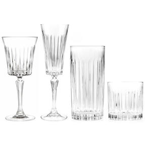 RCR COMBO-3666 Timeless Luxion Crystal Drinkware Collection, 24 Piece Thumbnail 2