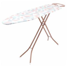 Beldray LA061676EU Glisten Foldable Ironing Board, 137 x 38 cm, Rose Gold Thumbnail 2