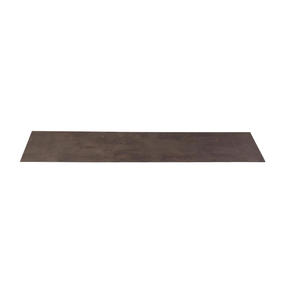 Beldray COMBO-3903 Reversible Laminate Fireplace Hearth Insert in Slate and Limestone, 1334 x 362 x 3 mm, Set of 2 Thumbnail 5
