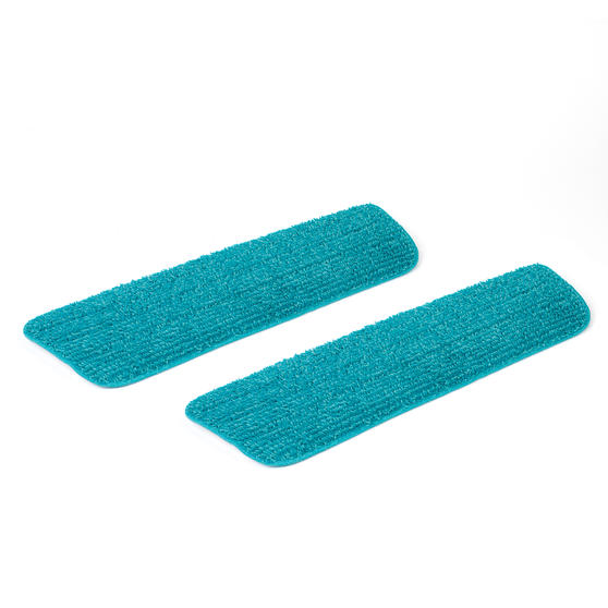 Beldray Spray Mop Microfibre Refill Pads, Twin Pack Thumbnail 1