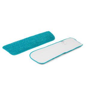 Beldray LA061751 Spray Mop Microfibre Refill Pads, Twin Pac Thumbnail 2