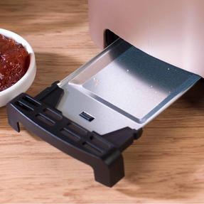 Salter EK3215CHAMPAGNE Vega Two-Slice Toaster, 930 W, Metallic Champagne Thumbnail 5