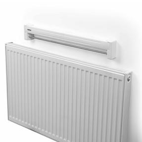 Beldray LA060792EU Wall Mounted Retractable Drying Rack Airer, 3.6 m, White Thumbnail 2