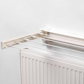 Beldray LA060792EU Wall Mounted Retractable Drying Rack Airer, 3.6 m, White Thumbnail 5