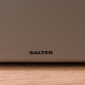 Salter EK2652TITANIUM Metallics Polaris 2-Slice Toaster, 850W, Titanium Edition Thumbnail 9