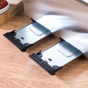Salter EK3352TITANIUM Metallics Polaris 4-Slice Toaster, 1500W, Titanium Edition Thumbnail 6