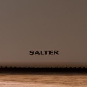 Salter EK3352TITANIUM Metallics Polaris 4-Slice Toaster, 1500W, Titanium Edition Thumbnail 8