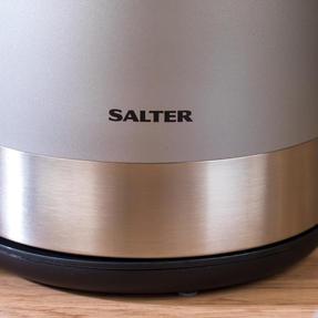 Salter EK3216TITANIUM Metallics Polaris Jug Kettle, 3000 W, 1.7 Litre, Titanium Edition Thumbnail 9