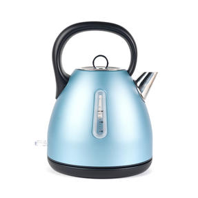 Salter EK3218BLUE Metallics Polaris Dome Kettle, 3000 W, 1.7 Litre, Pearl Blue Edition Thumbnail 3