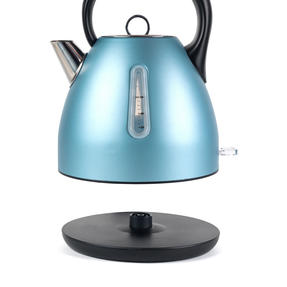 Salter EK3218BLUE Metallics Polaris Dome Kettle, 3000 W, 1.7 Litre, Pearl Blue Edition Thumbnail 4