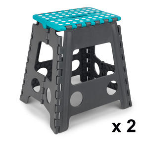 Beldray COMBO-3992 DIY Hobby Step Stool, Large, Plastic, Set of 2