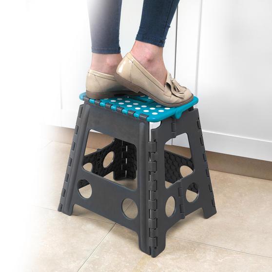 Beldray DIY Hobby Step Stool, Large, Plastic, Set of 3 Thumbnail 3