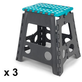 Beldray COMBO-3993 DIY Hobby Step Stool, Large, Plastic, Set of 3