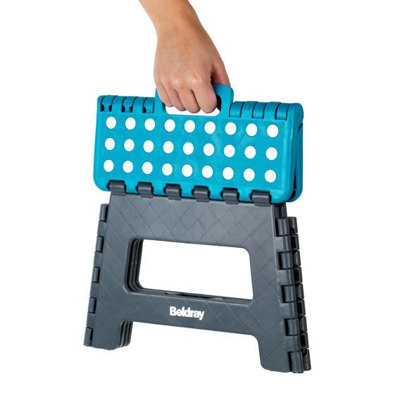 Beldray DIY Hobby Step Stool, Small, Plastic, Set of 2 Thumbnail 3