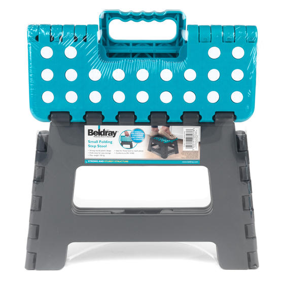 Beldray DIY Hobby Step Stool, Small, Plastic, Set of 3 Thumbnail 5