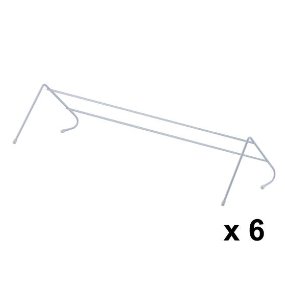 Beldray Radiator Clothes Drying Airer, Pack Of 6, 3 Metres Drying Space