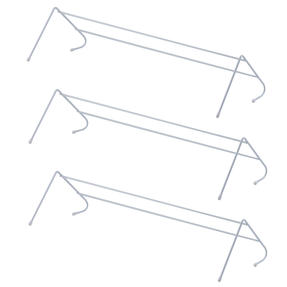 Beldray COMBO-3984 Radiator Clothes Drying Airer, Pack Of 6, 3 Metres Drying Space Thumbnail 2