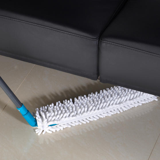 Beldray Double Sided Squeegee Mop with Extendable Duster and 14 Litre Mop Bucket Thumbnail 4