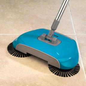 Beldray COMBO-3988 Double Sided Squeegee Mop with Hard Floor Spinning Sweeper Thumbnail 8