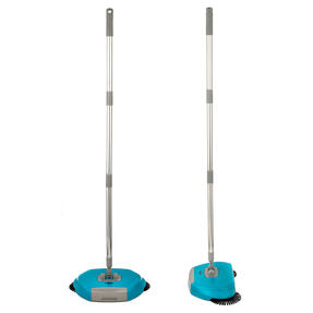 Beldray COMBO-3989 Hard Floor Spinning Sweeper with Extendable Duster and Storage Caddy Thumbnail 6