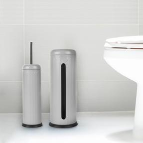 Beldray COMBO-3979 Bathroom Storage Unit and Toilet Accessory Set Thumbnail 2