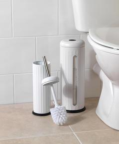 Beldray COMBO-3980 Bathroom Storage Unit and Toilet Accessory Set Thumbnail 2