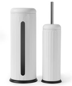 Beldray COMBO-3980 Bathroom Storage Unit and Toilet Accessory Set Thumbnail 7