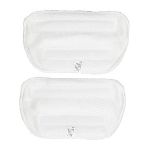 2 Replacement Steam Mop Pads for BEL0013 Thumbnail 3