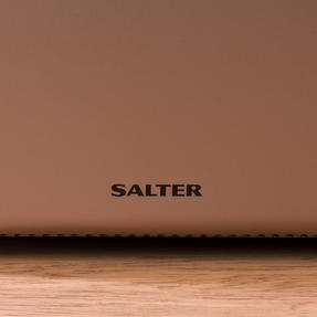 Salter EK3352CHAMPAGNE Metallics Polaris 4-Slice Toaster, 1500W, Champagne Edition Thumbnail 9
