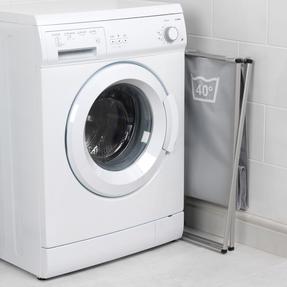Beldray LA041074GRYEU Double Sorter Laundry Hamper, Grey Thumbnail 8
