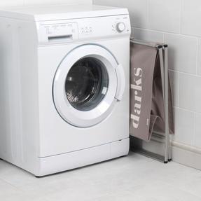 Beldray LA041074NATEU Double Sorter Laundry Hamper, Natural Thumbnail 8