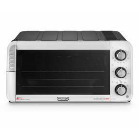 DeLonghi EO12562 Sfornatutto Electric Mini Oven, 1400 W, Black/Grey Thumbnail 2