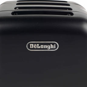 DeLonghi CTO4BK Argento Four Slice Toaster, 1600 W, Stainless Steel, Black Thumbnail 10