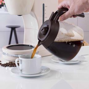 DeLonghi ICMOV210BG Icona Vintage Drip Coffee Machine, 1.25 L, 1000 W, Beige Thumbnail 11