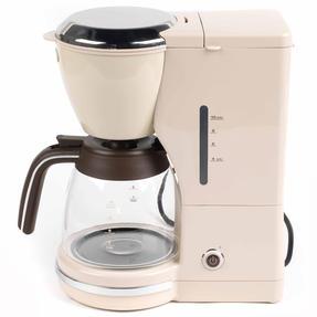 DeLonghi ICMOV210BG Icona Vintage Drip Coffee Machine, 1.25 L, 1000 W, Beige Thumbnail 3