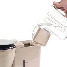DeLonghi ICMOV210BG Icona Vintage Drip Coffee Machine, 1.25 L, 1000 W, Beige Thumbnail 6