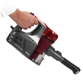 Beldray BEL0769N 2-In-1 Quick Vac Lite Multi-Surface Vacuum Cleaner, 0.6 L, 600 W, Graphite/Red Thumbnail 10