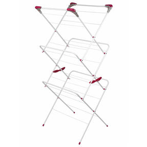 Elegant Three-Tier Clothes Airer