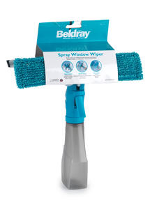 Beldray COMBO-3978 Spray Window Cleaner with Four Microfibre Cloths Thumbnail 9