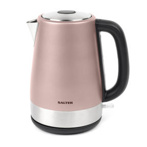 Salter Metallics Polaris Jug Kettle and 2-Slice Toaster Set, Champagne Edition Thumbnail 4